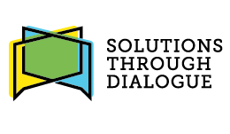 Solutions Through Dialogue Logo